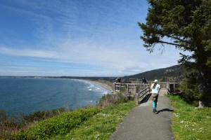 california beaches, highway 101, spring break