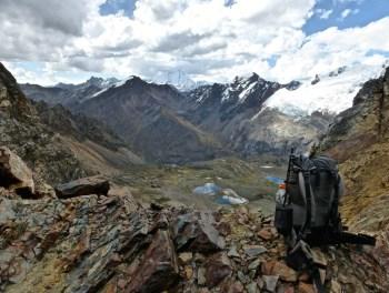 MLD Exodus : Cordillera Blanca Traverse