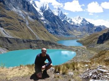 Cordillera Huayhuash, Peru, 2014