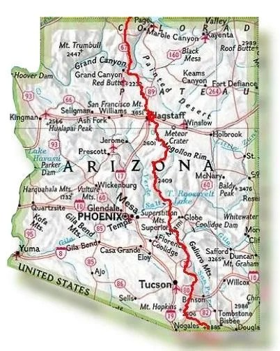 arizona-trail-map