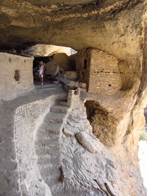 Gila Cliff Dwellings | GET