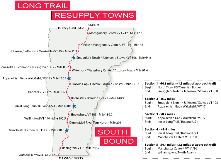 A Thru-Hiker\'s Guide to the Long Trail | The Hiking Life