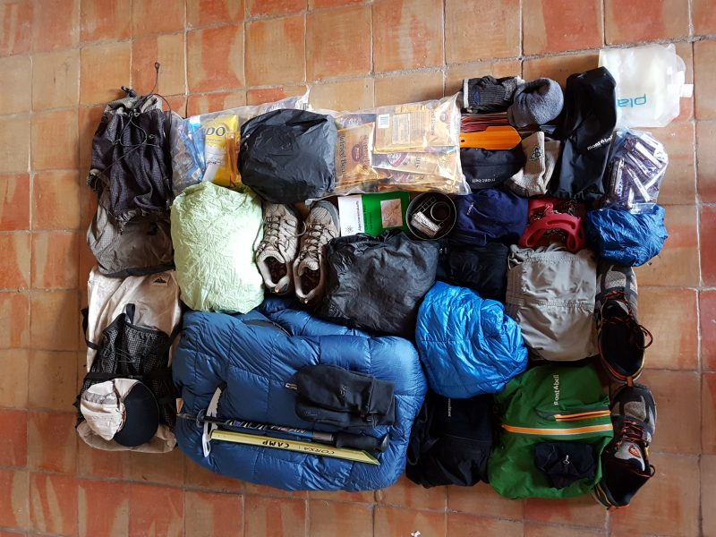 The Thru-Hiker s Gear List - Vol.2  947cb3cbdf509