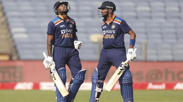 Hardik, Krunal, Suryakumar join Mumbai Indians squad in Mumbai