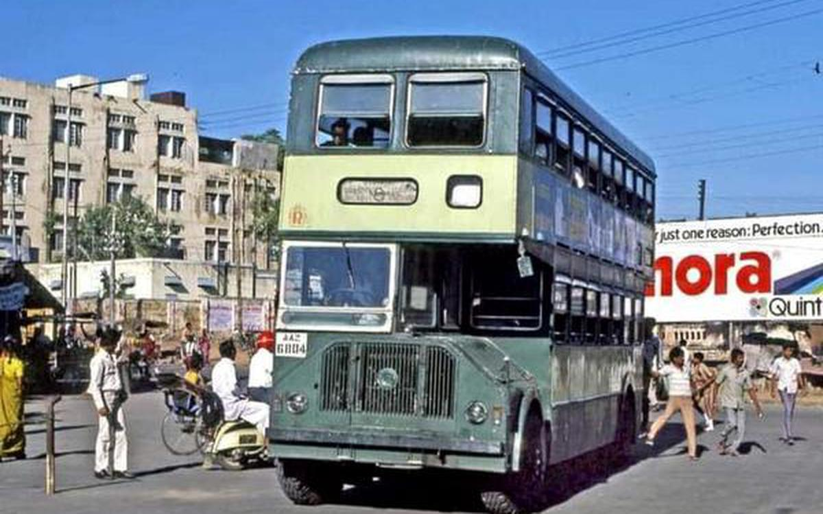 The problems with hyderabad getting double decker buses