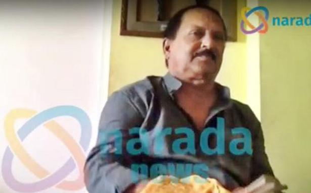 Who are the four arrested in Narada sting video case?