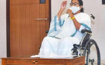 Coronavirus   Mamata rules out lockdown in Bengal, assures vaccination for all above 18 from May 5