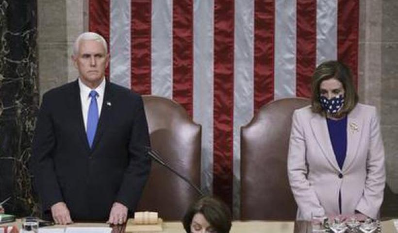 U.S. House most likely to consider impeaching Trump this week