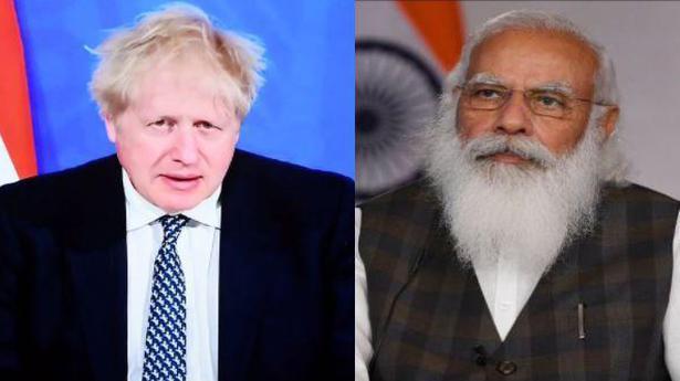 Modi-Johnson virtual summit brings £1 bn worth of deals