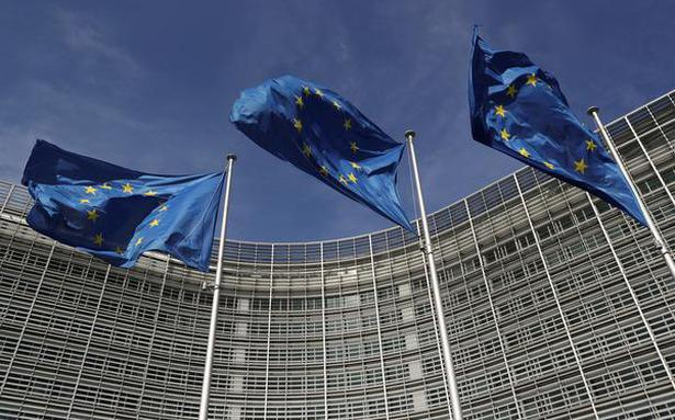 E.U. countries urged to halt non-essential travel from India