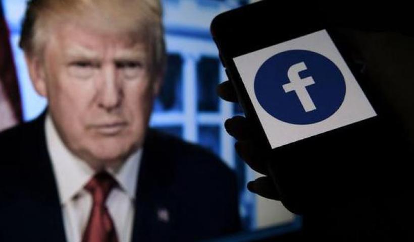 Facebook suspends former U.S. President Donald Trump's account until 2023
