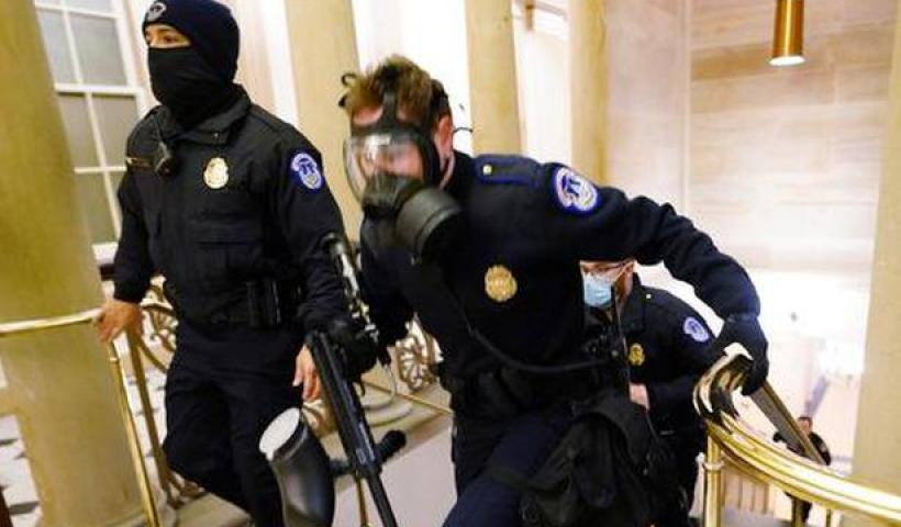 """US Capitol siege   """"Widely anticipated outcome of Trumpism"""": world leaders react"""