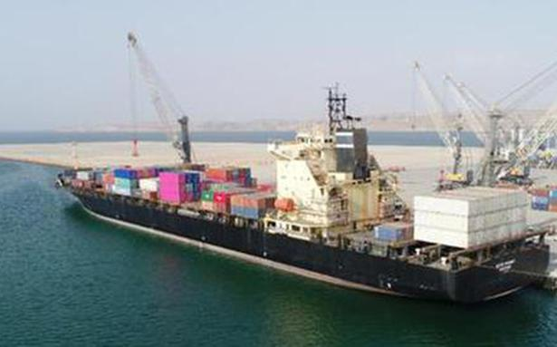 India has accelerated work on Chabahar Port, likely to be declared operational by May: CRS