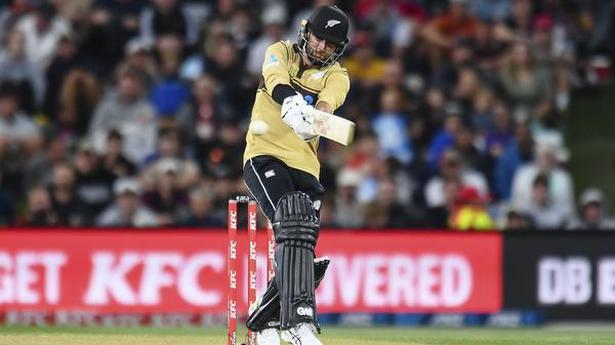 1st T20 | Devon Conway's unbeaten 99 sets up huge win for New Zealand against Australia