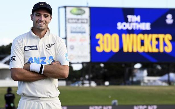 NZ vs Pakistan | Southee takes 300th wicket as New Zealand tighten grip on fourth day