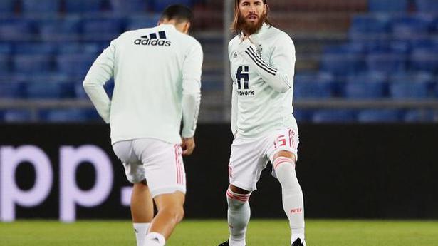 Sergio Ramos causes missed spot kick drama on record-setting night