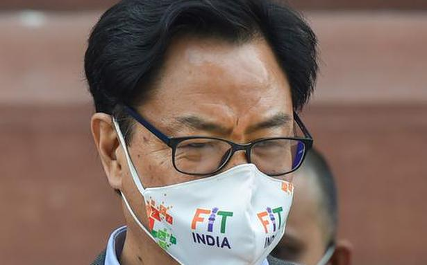 Shorter and convenient quarantine period being planned for shooting World Cup: Rijiju