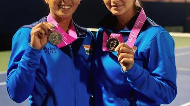 Ankita to partner Sania at the Olympics