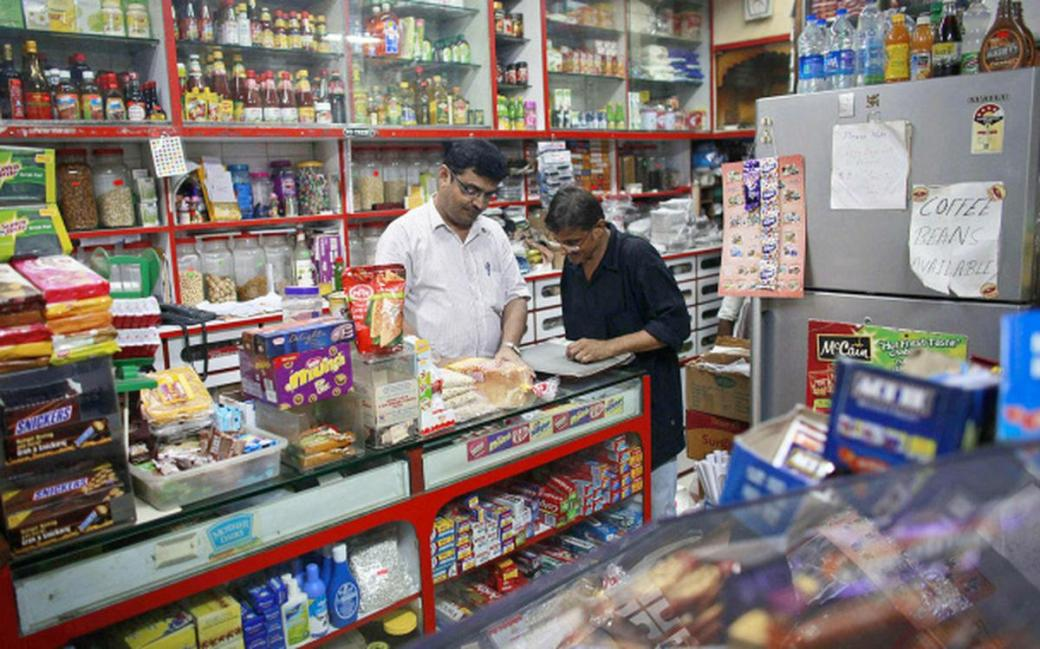 Now, your kirana shop is just a touch away - The Hindu BusinessLine