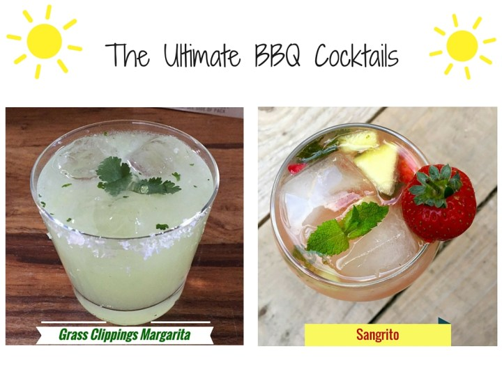 The Ultimate BBQ Cocktails