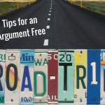 Tips For An Argument Free Road Trip