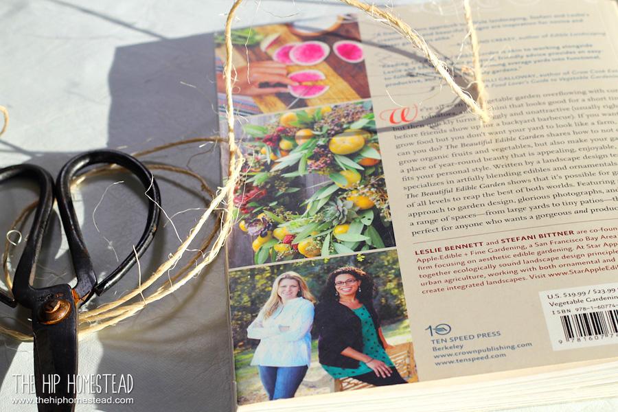 Gardner's Book Review: The Beautiful Edible Garden - The Hip Homestead
