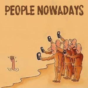 people now adays