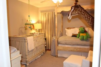 Gender Neutral Nursery // www.thehisfor.com // #thehisforblog