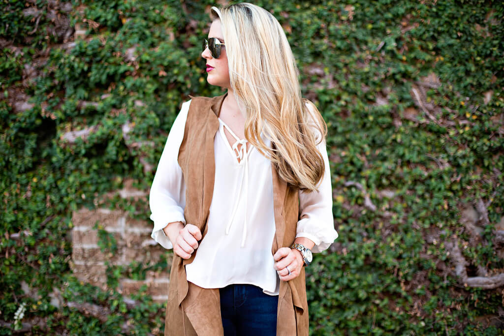 Fall Essentials from Tootsies // www.theHisfor.com // Megan Weaver Photography