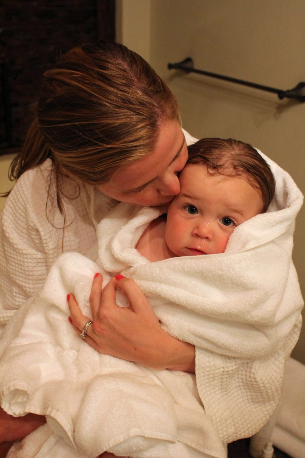 5 Ways to Make the Most of Baby's Bath Time // www.thehisfor.com