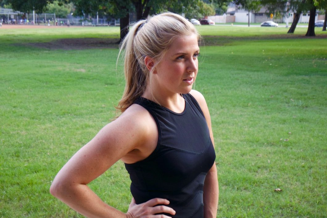 September FitPicks and Iron Lily // Fall workout clothes // www.thehsifor.com