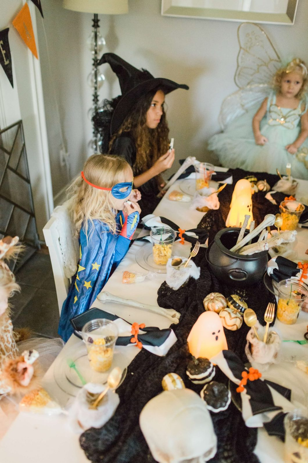 Halloween Party Ideas // www.thehisfor.com