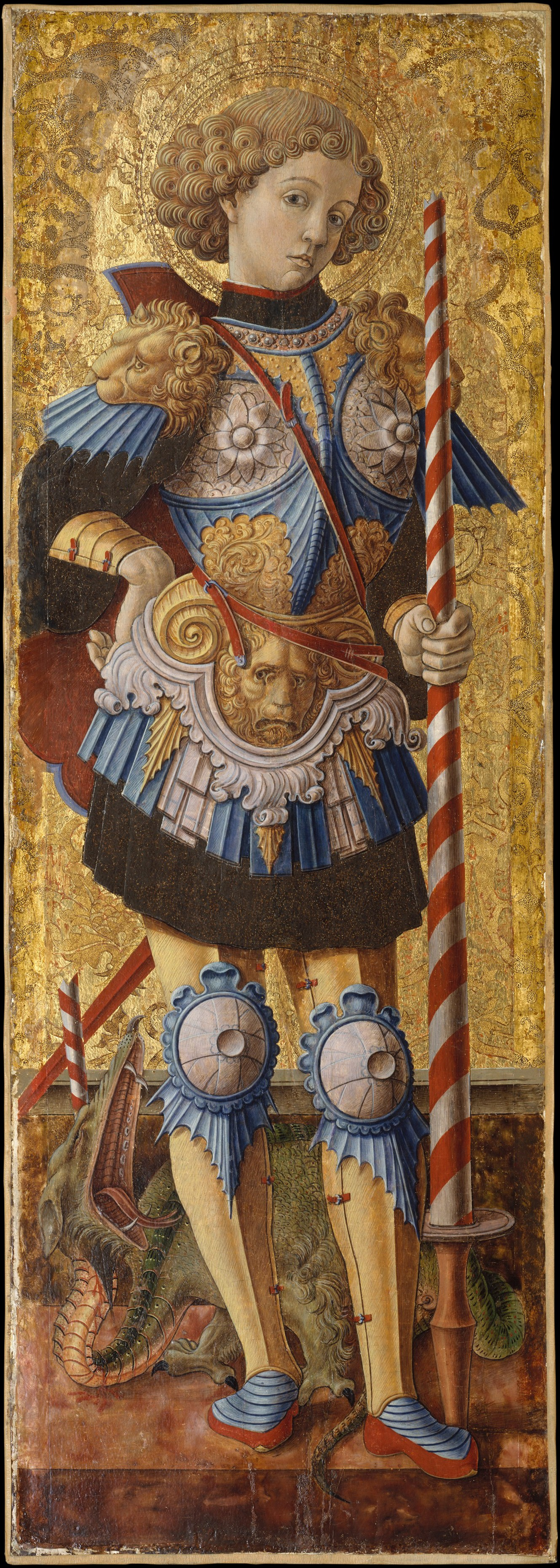 The History Blog Blog Archive Carlo Crivelli The Best