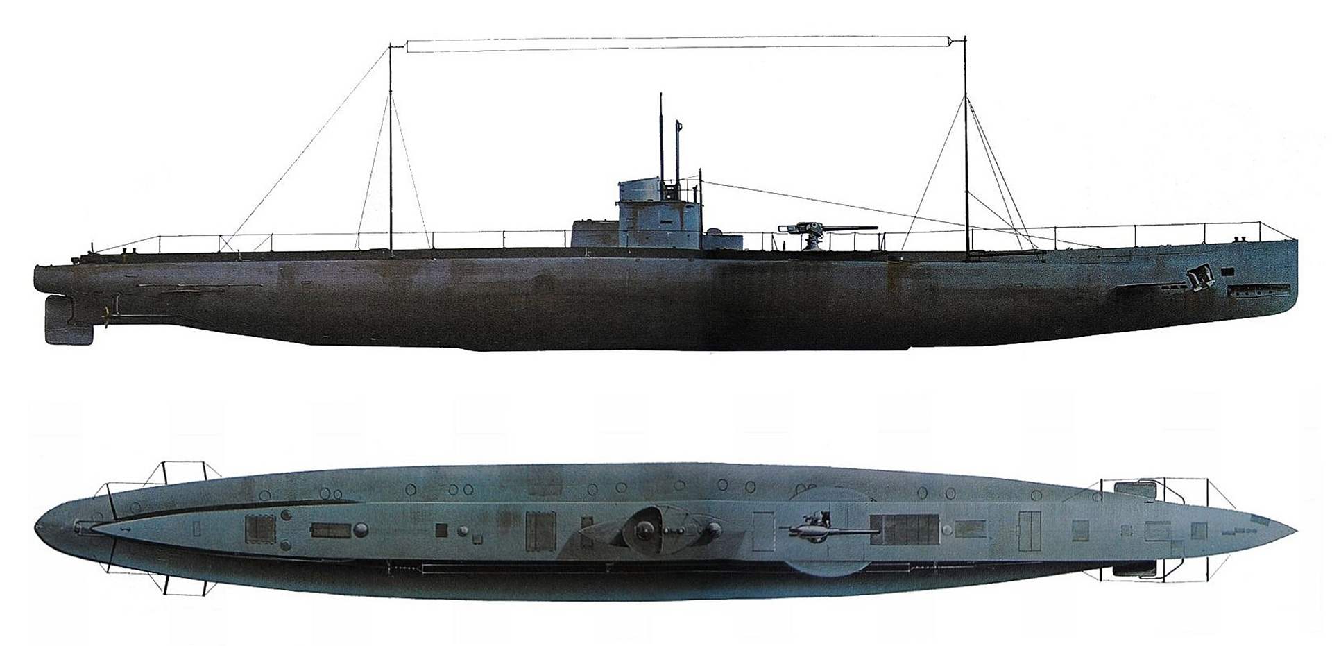 The History Blog Blog Archive Uncharted Wwi U Boat