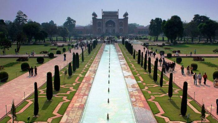 Image result for shalimar garden
