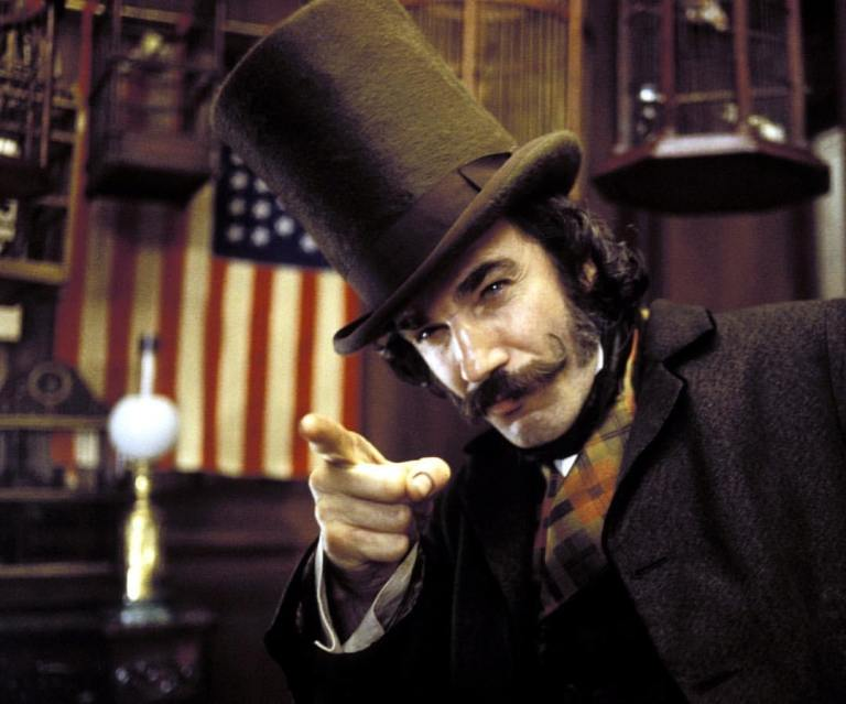Daniel Day-Lewis in 'Gangs of New York' (2002)