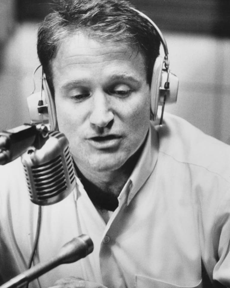 Robin Williams in 'Good Morning, Vietnam' (1987)