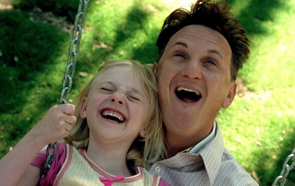 Sean Penn and Dakota Fanning in
