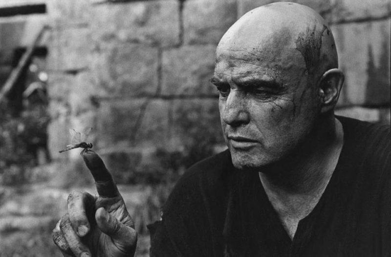 "Marlon Brando as Colonel Walter E. Kurtz in ""Apocalypse Now"" (1979)"