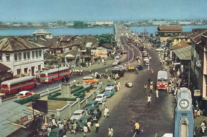 Carter Bridge, Lagos