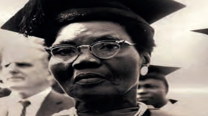 Image of Funmilayo Ransome-Kuti sacked Alake of Egbaland