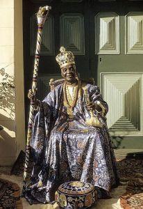 Image of Alake of Egbaland, Samuel Ladapo Ademola