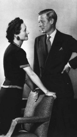 Image of Duke and Duchess of Windsor