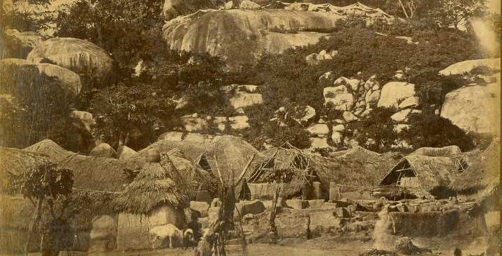 Image of Olumo Rock, Abeokuta