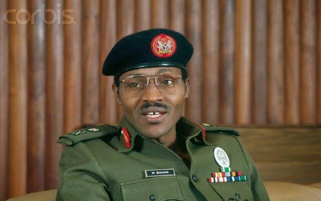 Image of Muhammadu Buhari
