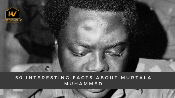 50 Interesting Facts about Murtala Muhammed