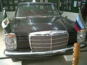 Image of Murtala Benz Car
