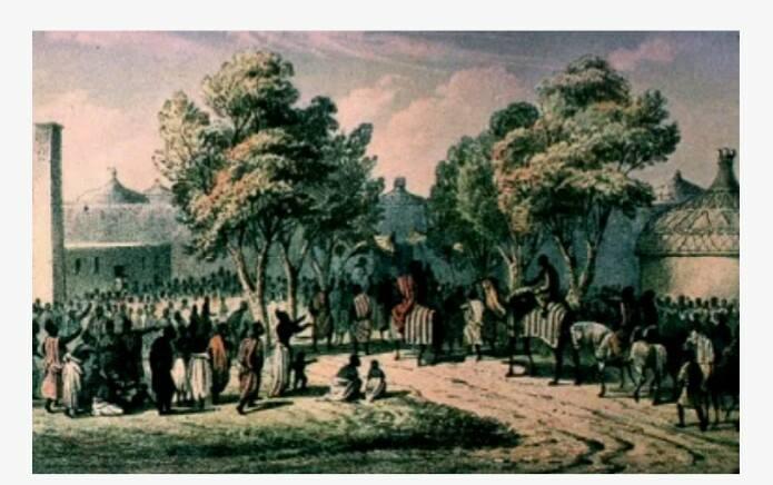 Image of Ngazargamu