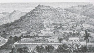 Image of Anna Hinderer Church and Mission House at Ibadan.