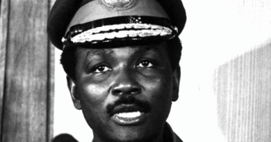 Image of General Yakubu Gowon